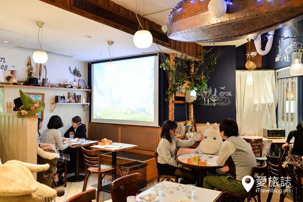 Moomin House Cafe 嚕嚕米咖啡廳 14