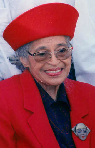Rosa Parks Dies At 92 Monday 24 October 2005 Abcnews