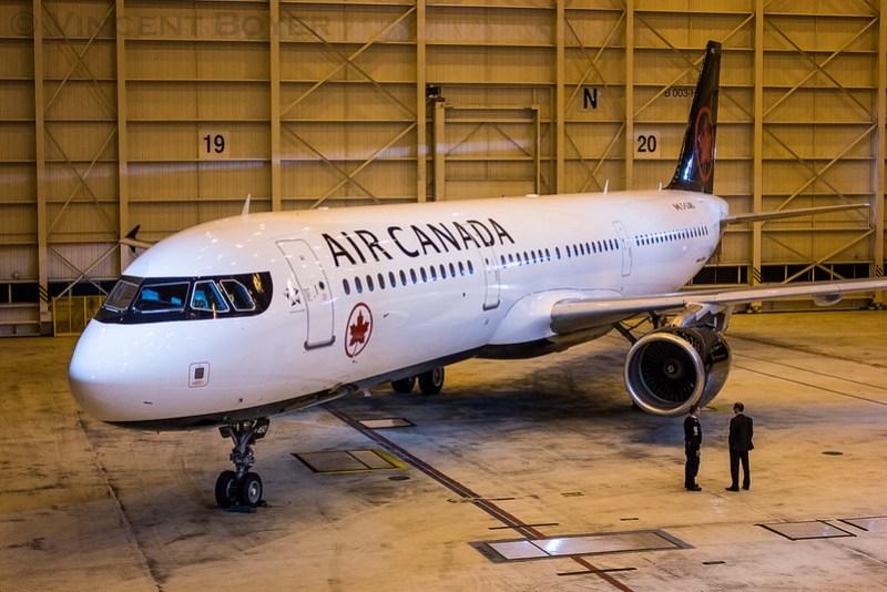 Air Canada Airbus A321 | C-GJWO