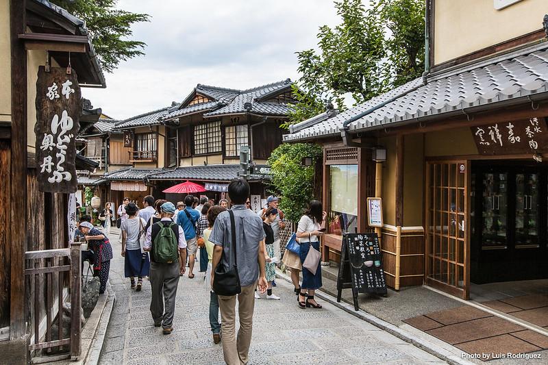 Calles Sannenzaka y Ninenzaka de Kioto-36