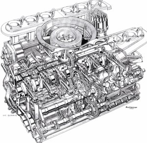 The Amazo Effect: The Cutaway Diagram Files  Porsche 917