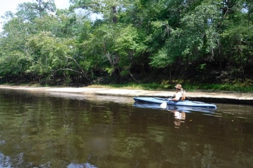 Edisto River Beer Commercial and Rope Swing Float-99