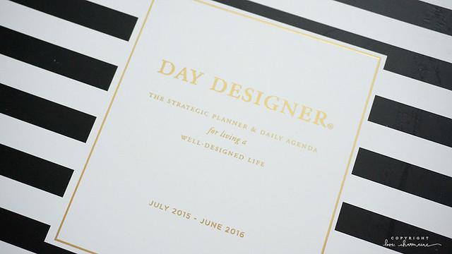 Day Designer Rugby Stripe