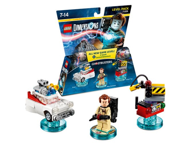 Ghostbusters coming to LEGO Dimensions! [News] | The Brothers ...