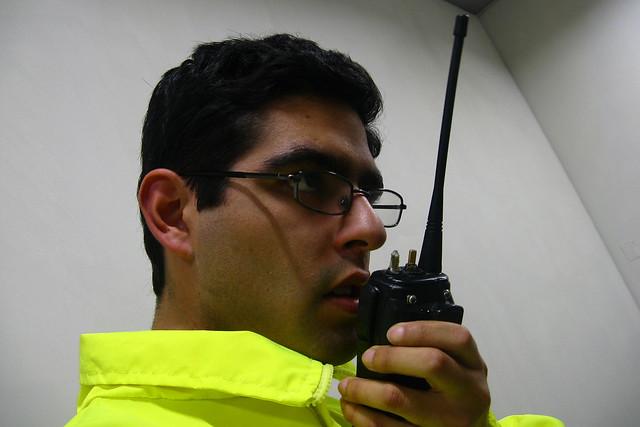 Ariel Cruz Pizarro - Asistente de Andén Metro - Relatos Subterráneos