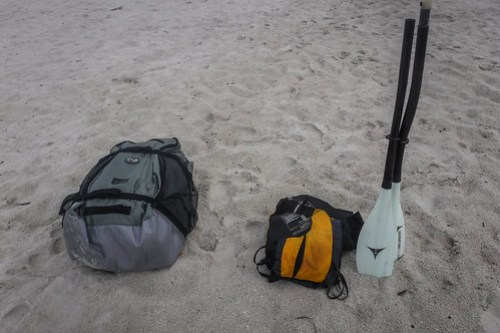 Inflatable Kayak Launch-4