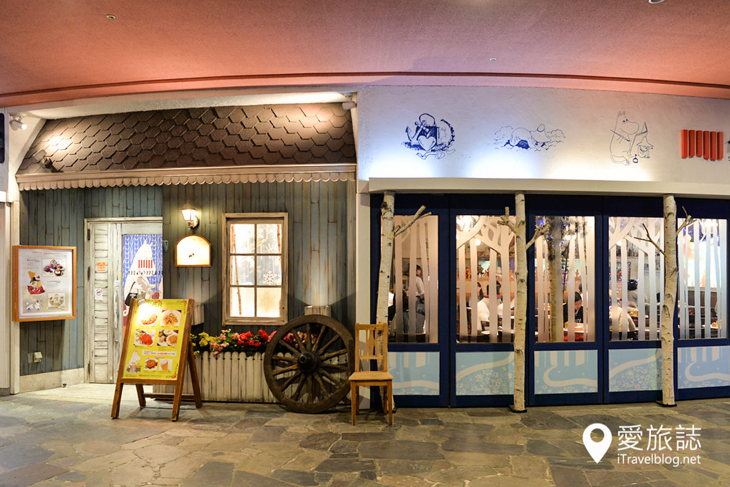 Moomin House Cafe 嚕嚕米咖啡廳 07