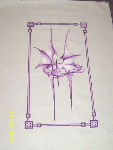 Ouroborus (design copyright Dracolair)