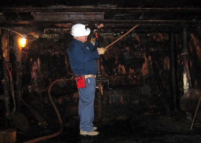 Glace Bay Coal Mine Tour