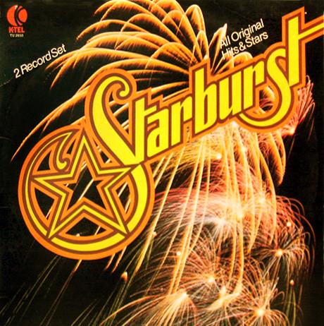 Starburst (K-Tel, 1978)