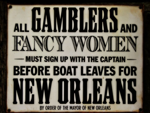 Gamblers and Fancy Women