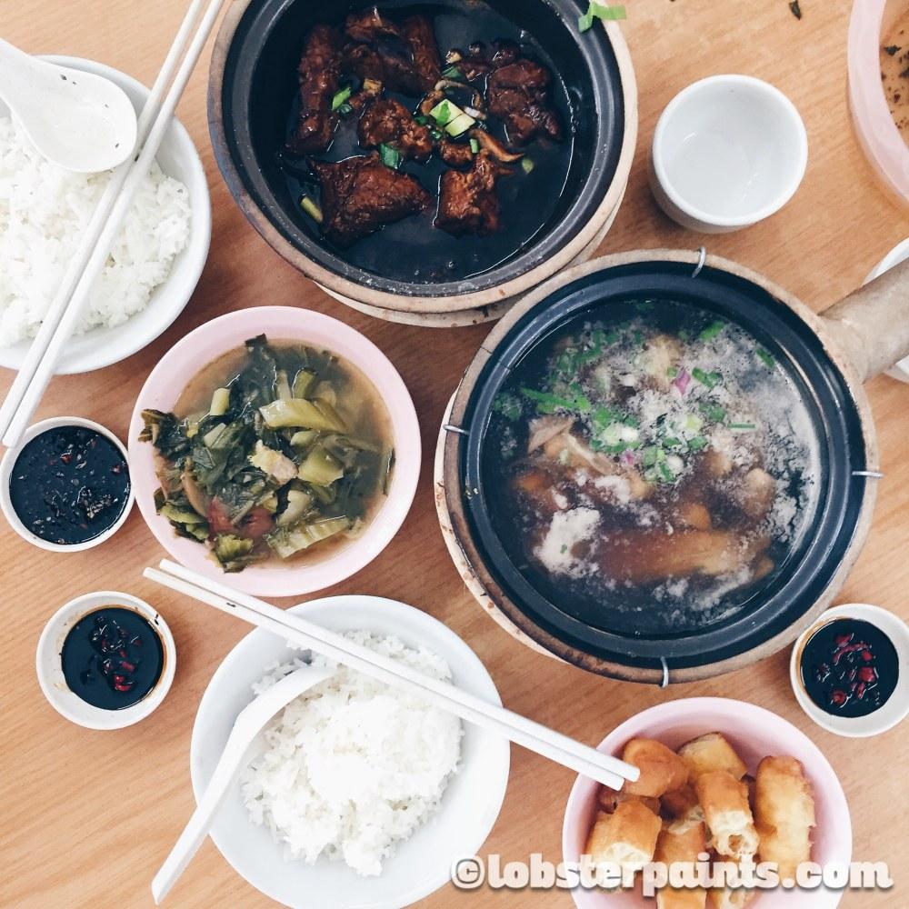 Bak Kut Teh 肉骨茶 @ 新山顺发肉骨茶 (Taman Bukit Indah) | Johor Bahru, Malaysia