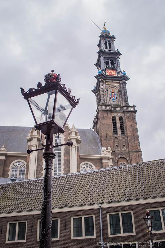 Westerkerk Church Amsterdam