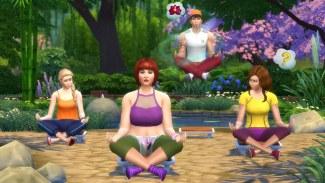 Les Sims 4 Détente au spa
