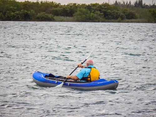 Inflatable Kayak Launch-23