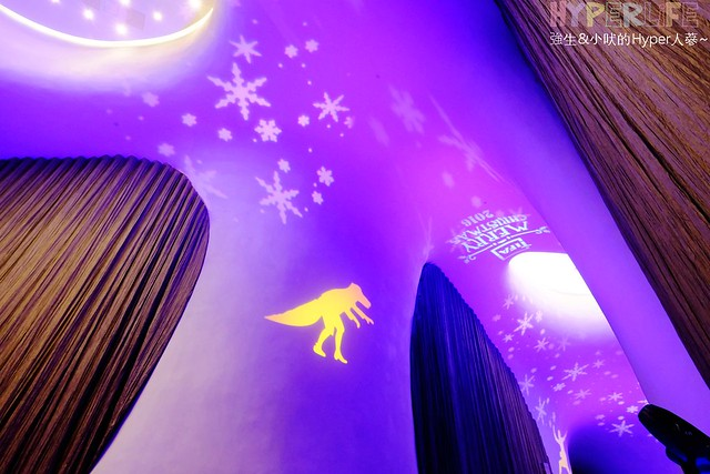 台中歌劇院聖誕燈光秀 (22)