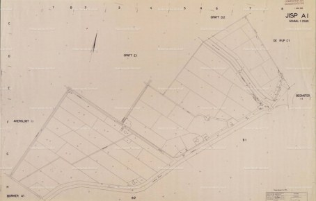 1985 - Starnmeer gemeente Jisp