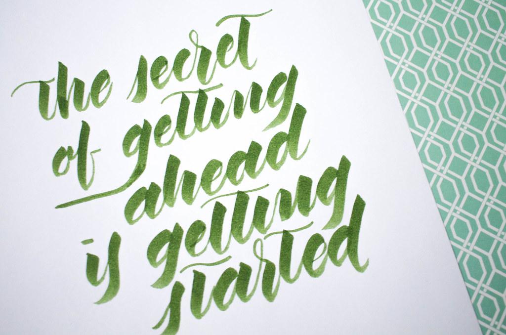 brush pen quote 5