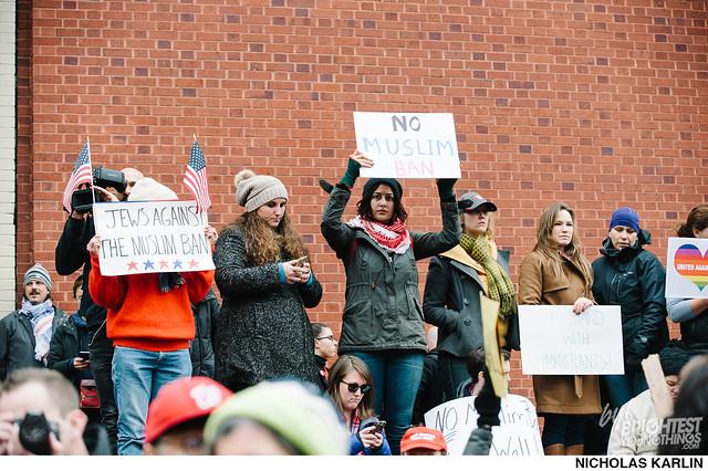 Muslim Ban Protest-50
