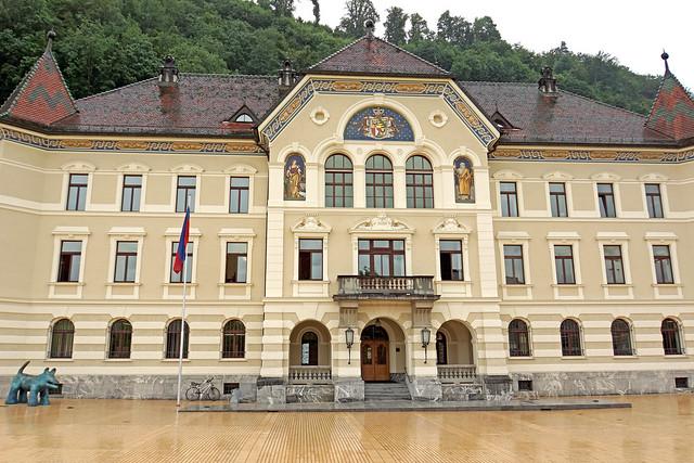 Liechtenstein-00206 - Government Building