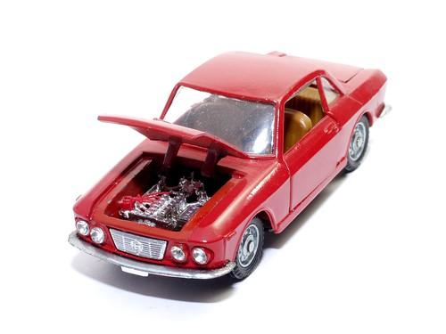 04 Mebetoys Lancia Fulvia coupé