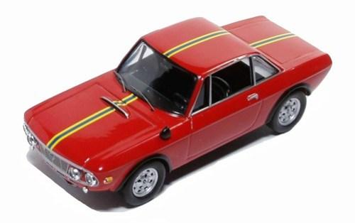 21 Ixo Lancia Fulvia coupé 1600 HF