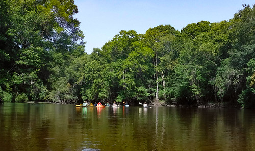 Edisto River Beer Commercial and Rope Swing Float-061