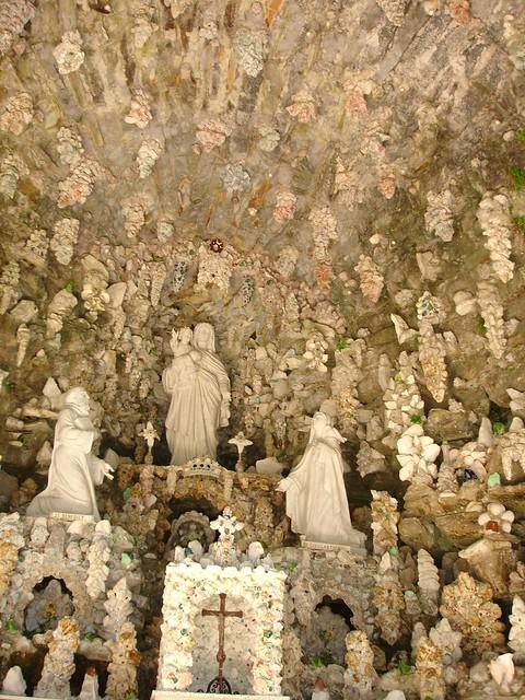 Ave Maria Grotto, Cullman AL