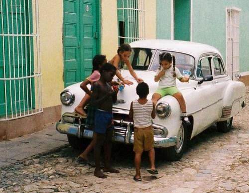kids On Car