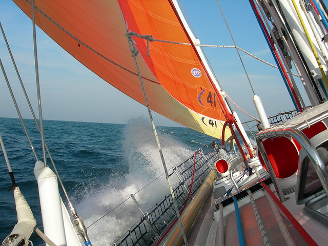 The storm sail