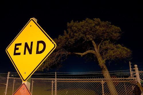 "Foto ""End"" by mrjoro - flickr.com"