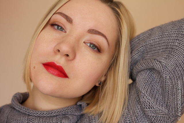 02 Clarins #13 Skin Tones Eye Quartet Mineral Palette Long Lasting Wet & Dry + Dior Rouge Cannage Lipstick makeup