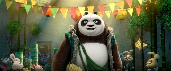 Li Shan, Po's real dad. Credit: Dreamworks Animation