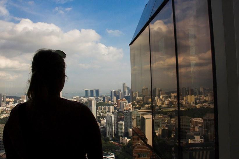 det bedste udsigtspunkt i Singapore