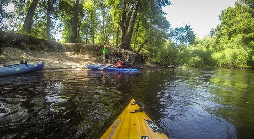 Edisto River Beer Commercial and Rope Swing Float-031