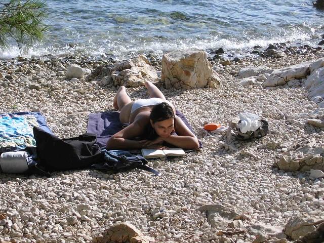 Spiaggetta di Simuni