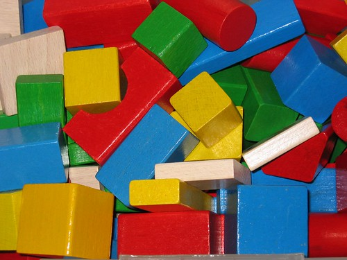 Building Blocks by Holger Zscheyge