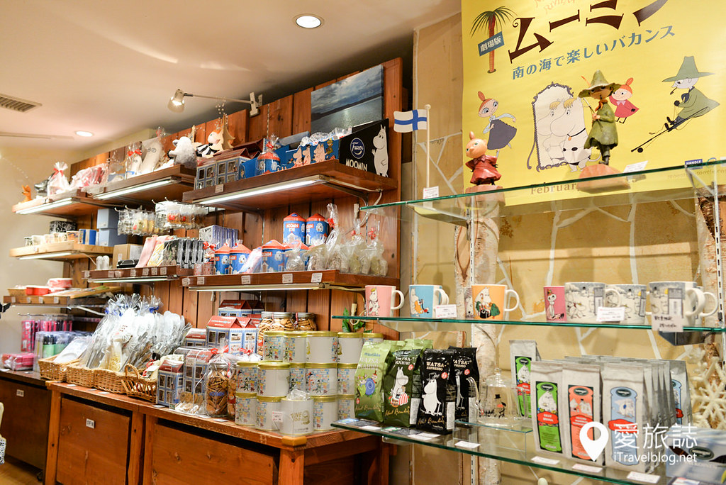 Moomin House Cafe 嚕嚕米咖啡廳 34