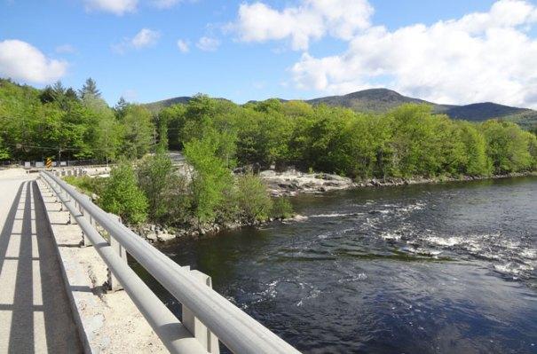 North Road Androscoggin River