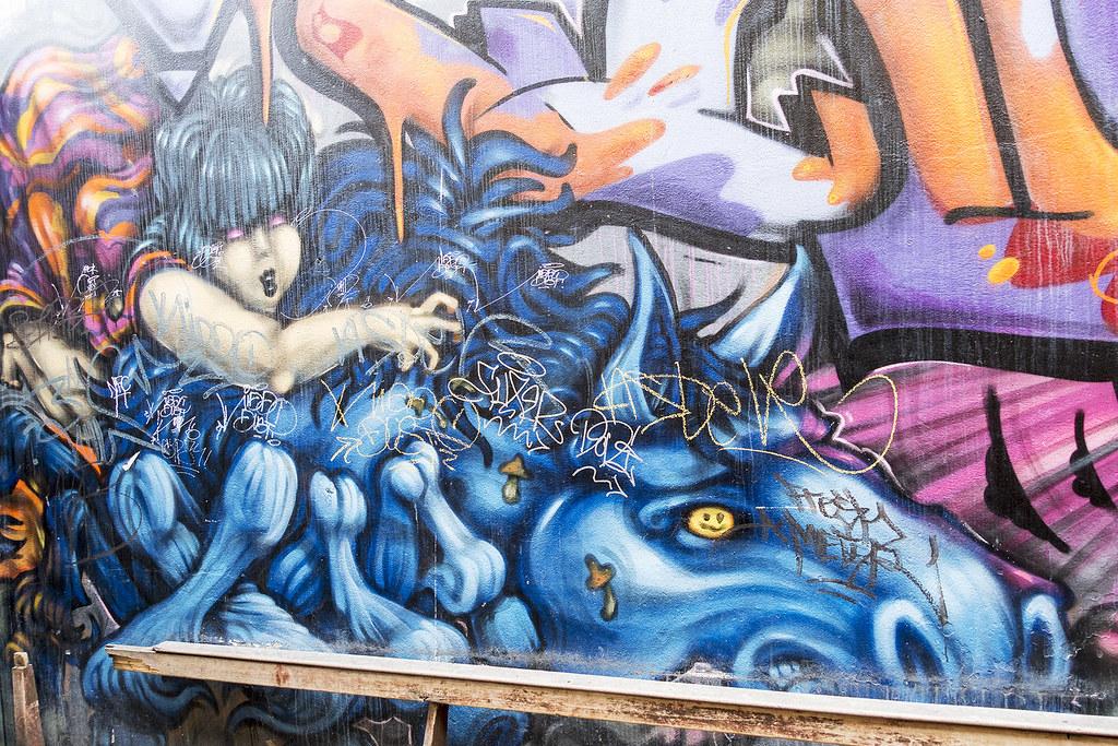 Reykjavik Street Art 28