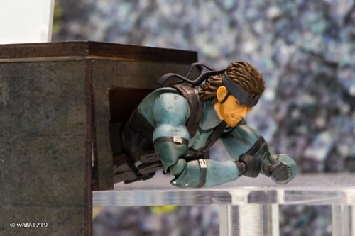 WF2015S[figma] Solid Snake