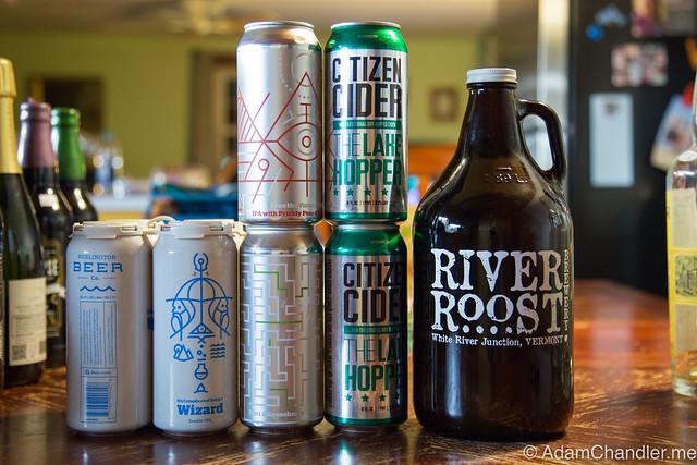 Beer Haul 2-4-2017