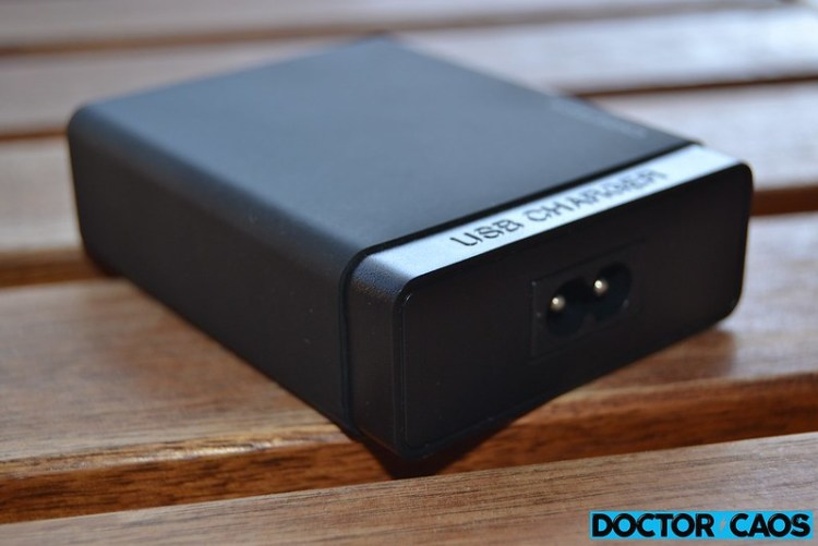CHOETECH 6 Port Multi USB Charger  (5)