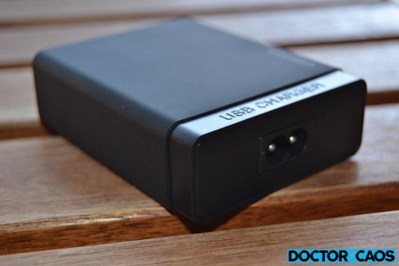 CHOETECH 6 Port Multi USB Charger  (5)