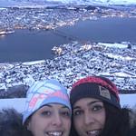 Viajefilos en Tromso, Monte Floya 008
