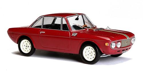15 Vitesse Fulvia 1300 HF