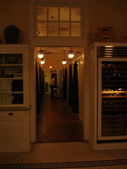 Hallway at Giardina's, Greenwood MS