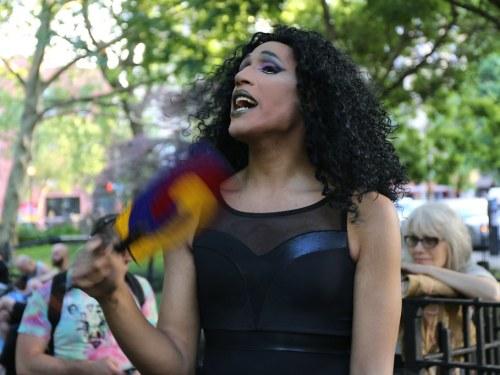 Drag March 2015, Pride NYC