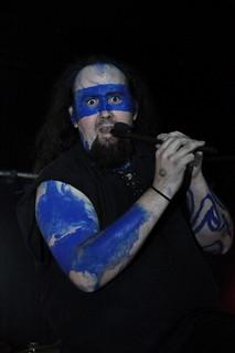 Dave Briggs of Waylander live at Limelight 2, Belfast, 8 August 2015