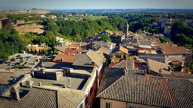 Via Francigena - Campagnano - La Storta